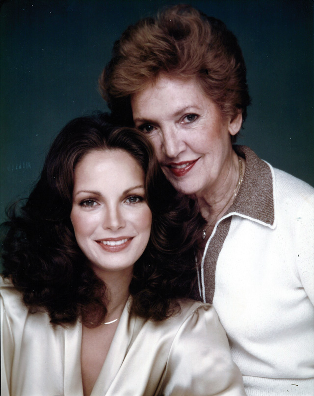 Jaclyn and Margaret Smith