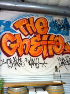 The Ghetto