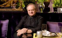 Chef Joel Robuchon