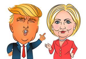 Trump or Clinton?