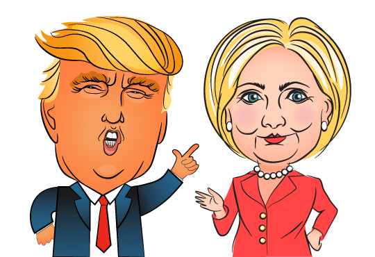 Trump or Clinton?