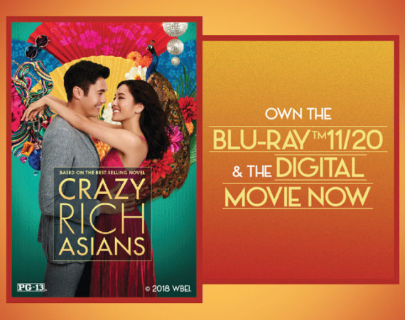 Share the love for Crazy Rich Asians! Keep one, Give one. #CrazyRichGiving. Click to see more! http://bit.ly/CrazyRichAsiansHomeEnt