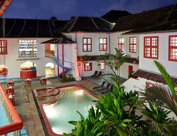 Spice Fort Hotel India
