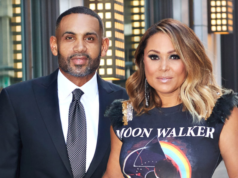 Is tamia still married to grant hill