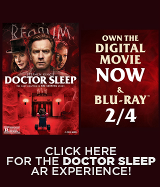 Doctor Sleep AR Experience GO TO http://bit.ly/DoctorSleep_EXPERIENCE