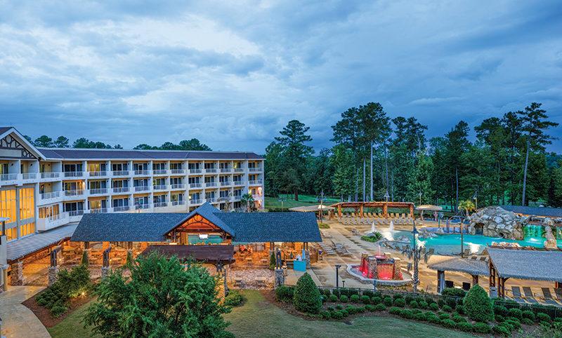 Auburn Marriott Opelika Hotel & Conference Center at Grand National