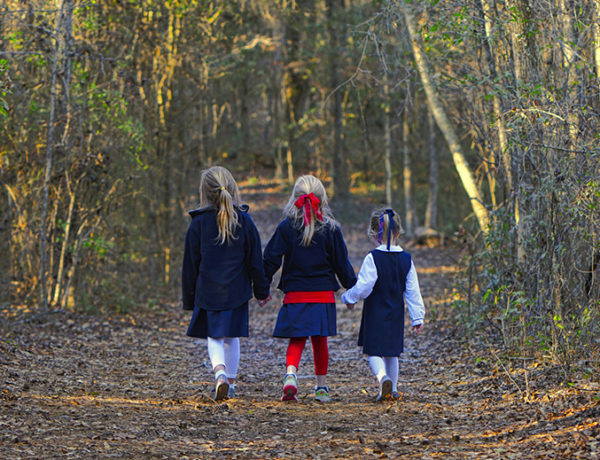 Take a walk at the Alabama Nature Center. Photo courtesy of the Alabama Wildlife Federation